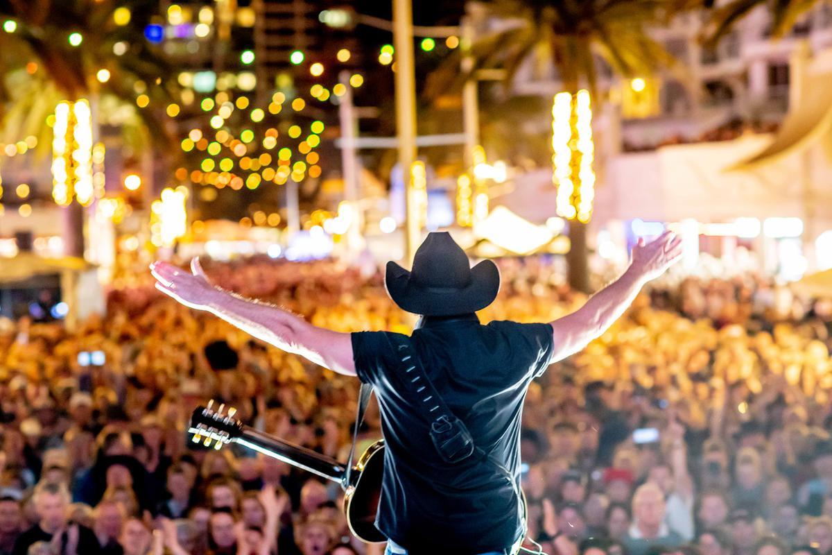 Australian music festival