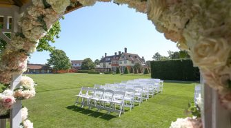 Crondon Park wedding venue